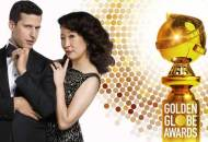 Sandra Oh and Andy Samberg host the 2019 Golden Globes