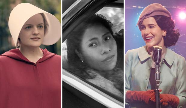 The Handmaid's Tale, Roma and The Marvelous Mrs Maisel
