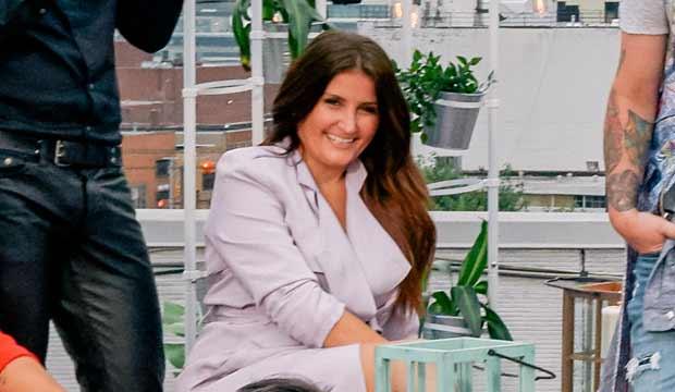 Juli Grbac on Project Runway All Stars