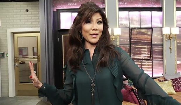 Julie Chen, Celebrity Big Brother 2