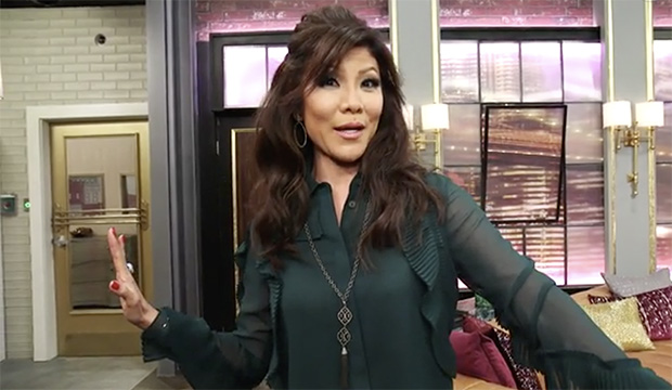 Julie Chen, Celebrity Big Brother 2