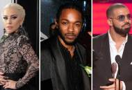 Lady Gaga, Kendrick Lamar and Drake