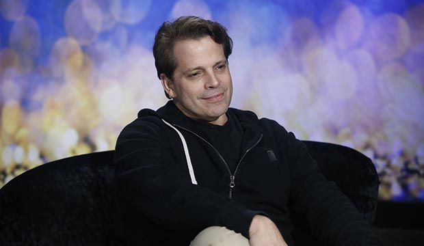 Anthony Scaramucci, Celebrity Big Brother