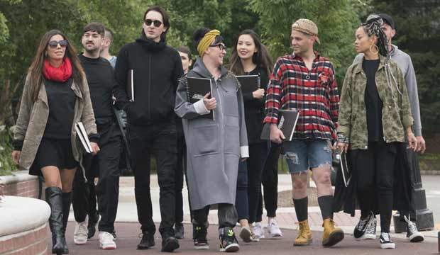 Project Runway All Stars, On the Prowl