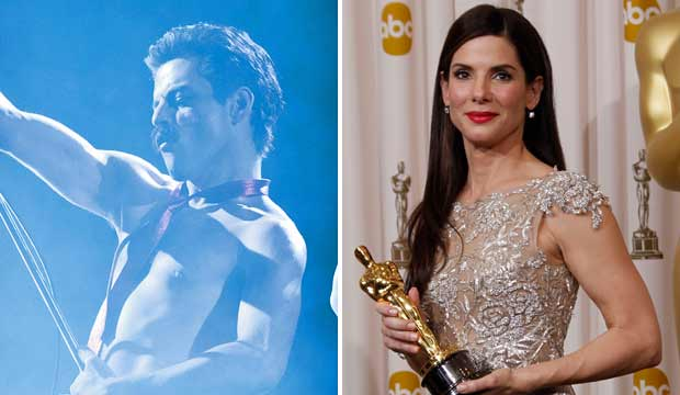 Oscars 2019: Rami Malek Could Be This Year's Sandra Bullock