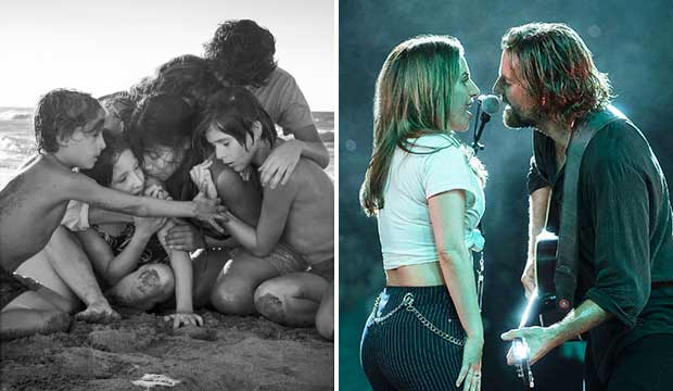 Roma and A Star is Born