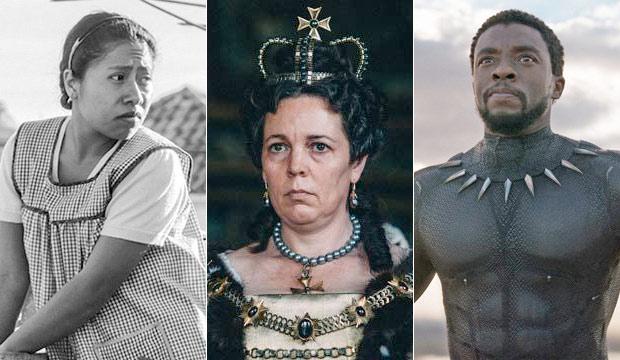 2019 Oscars guild awards scorecard: 'Roma' gets on board