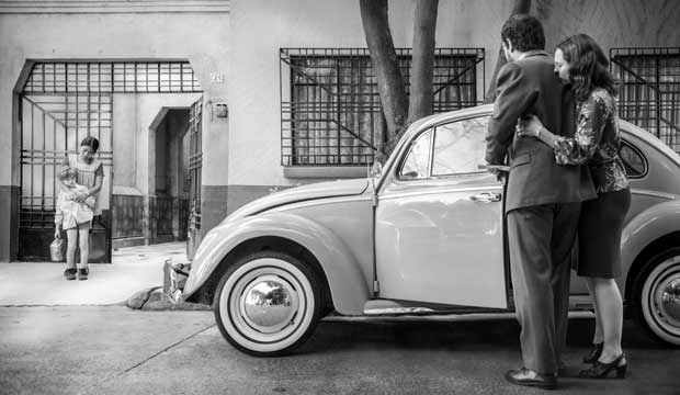 will roma break oscar curse against black and white cinematography