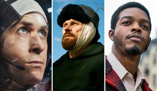 Oscars Experts' Top 5 underdogs for Best Actor: Ryan Gosling, Willem Dafoe, Stephan James …