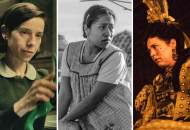 The Shape of Water, Roma and The Favourite