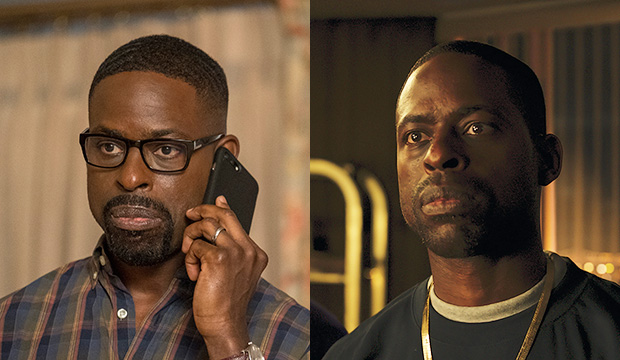 Sterling K. Brown, This Is Us; Black Panther