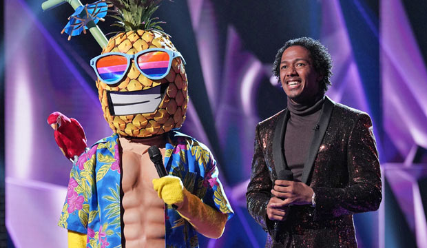 the-masked-singer-pineapple-nick-cannon