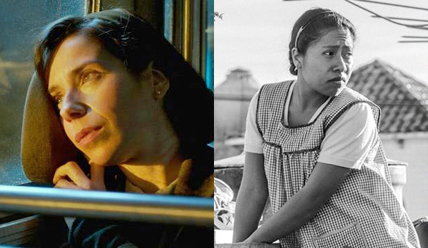 The Shape of 'Roma': Will 2 Best Picture Oscar winners in a row be snubbed for SAG's ensemble prize?