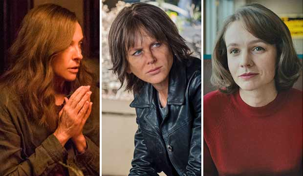 ecf404e60 Oscar Experts' top 7 Best Actress surprises to watch for: Toni Collette,  Nicole Kidman, Carey Mulligan …