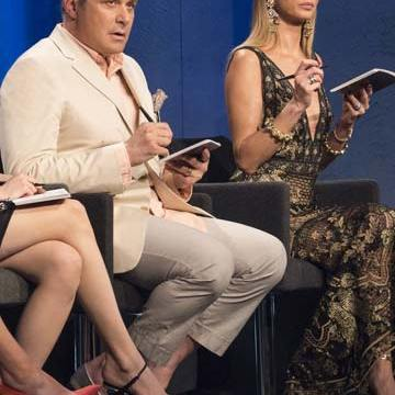 project runway all stars isaac mizrahi georgina chapman