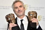 Alfonso Cuaron Roma BAFTA