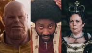 Avengers Infinity War BlacKkKlansman The Favourite