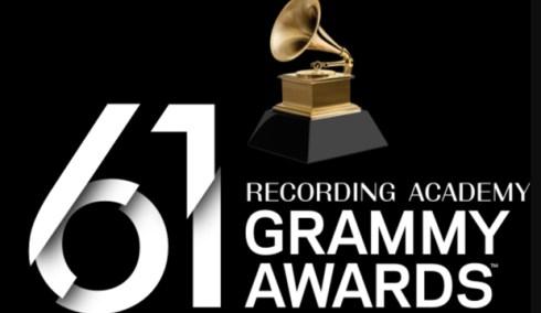 Grammy-Awards-2019-logo