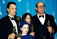 1994 Oscars Tom Hanks Holly Hunter