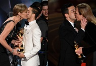 Allison Janney and Rami Malek; 68th Primetime Emmy Awards; 91st Academy Awards