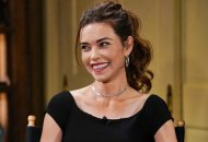 Amelia Heinle in The Young and the Restless