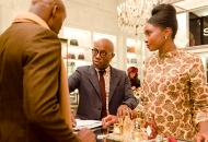 Barry Jenkins and KiKi Layne, If Beale Street Could Talk
