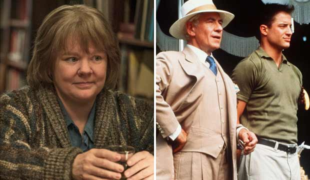 Can You Ever Forgive Me?': This Year's 'Gods and Monsters' at Oscars