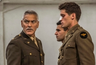 George Clooney and Christopher Abbott, Catch-22