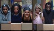 Tamar Braxton, Kandi Burruss, Lolo Jones, Dina Lohan and Ricky Williams, Celebrity Big Brother