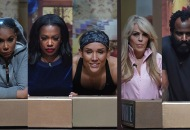 Tamar Braxton, Kandi Burruss, Lolo Jones, Dina Lohan and Ricky Williams, Celebrity Big Brother