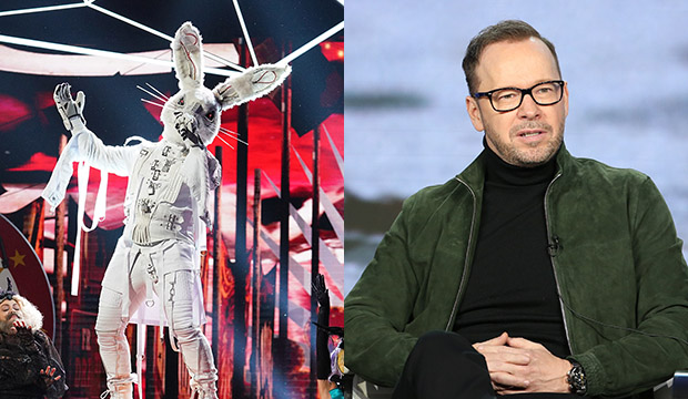 Rabbit, The Masked Singer; Donnie Wahlberg
