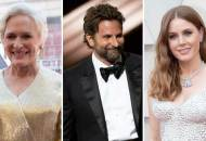 Glenn Close, Bradley Cooper and Amy Adams Oscars 2019