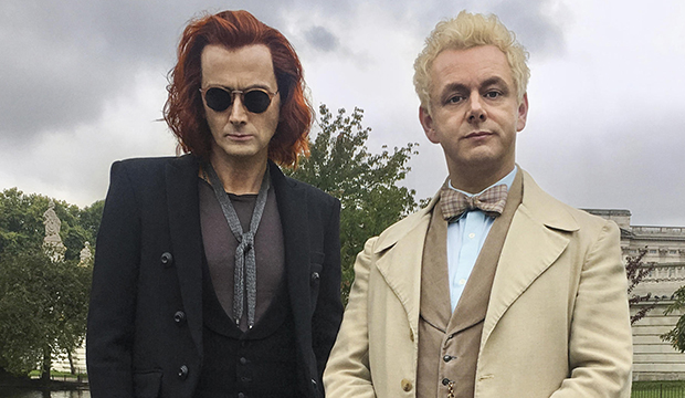 Good Omens series premiere date set at Amazon - GoldDerby