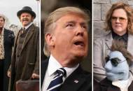 Holmes and Watson, Donald Trump and The Happytime Murders