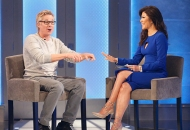 Kato Kaelin and Julie Chen Moonves, Celebrity Big Brother