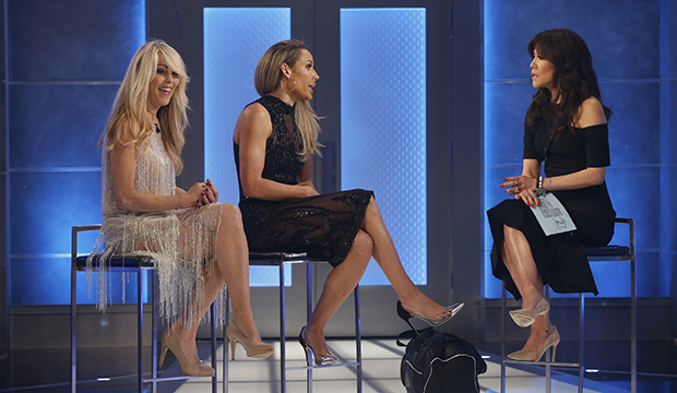 Dina Lohan, Lolo Jones and Julie Chen Moonves, Celebrity Big Brother