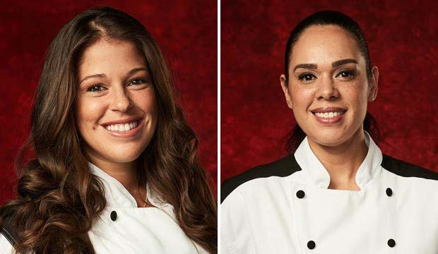 Hell S Kitchen 18 Finale Recap Part 1 Game On For Mia Vs Ariel Goldderby