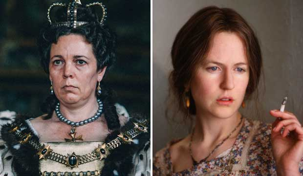 The Favourite and The Hours