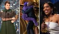 Olivia Colman, Spike Lee and Regina King at Oscars 2019