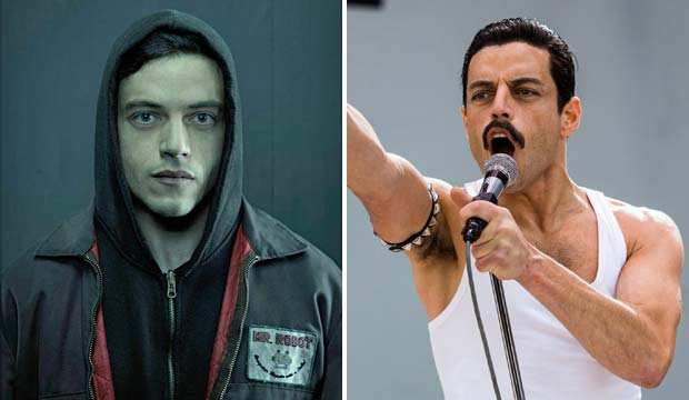 Which Rami Malek Role Reigns: 'Mr  Robot' or 'Bohemian