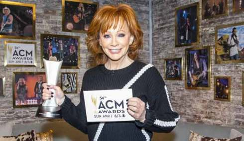 Reba McEntire, ACM Awards 2019