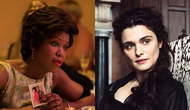 Regina King vs  Rachel Weisz: Oscar supporting actress race