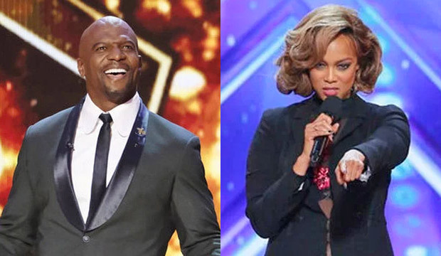 Pec-tacular! 'America's Got Talent' fans love that Terry Crews is new permanent host, replacing Tyra Banks [POLL RESULTS]