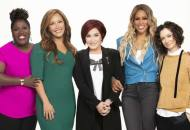 The Talk hosts Sheryl Underwood, Carrie Ann Inaba, Sharon Osbourne, Eve and Sara Gilbert