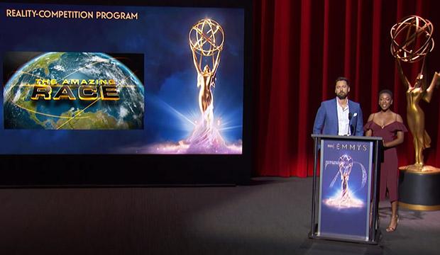 Ryan Eggold & Samira Wiley Announce 'The Amazing Race'