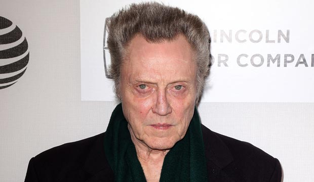 Christopher WAlken pic