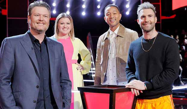 The Voice' Top 24: Monday's Episode Updating Live Blog and Recap
