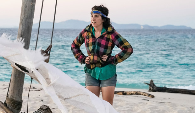 The Probst has spoken: Aubry's 'Survivor' advantages are 'Bye-bye. El gonzo' post-Extinction Island