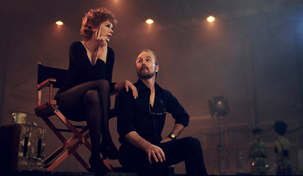 Michelle Williams and Sam Rockwell, Fosse/Verdon