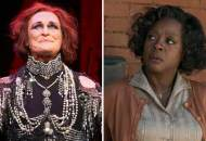 Glenn Close and Viola Davis